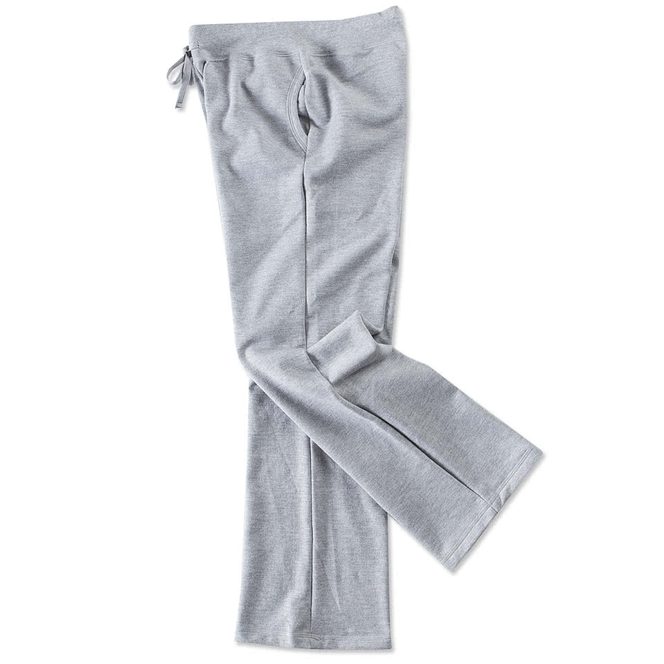 Gildan Ladies Open Bottom Sweatpants