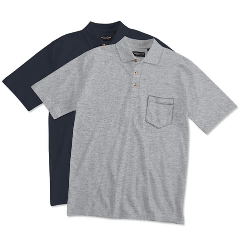 Ultra Club Polo w/ Pocket