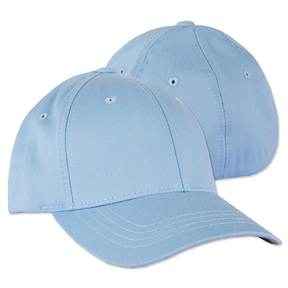 Yupoong Youth Twill Flexfit Hat