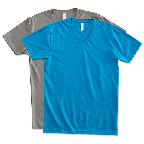 Next Level 60/40 V-Neck T-shirt