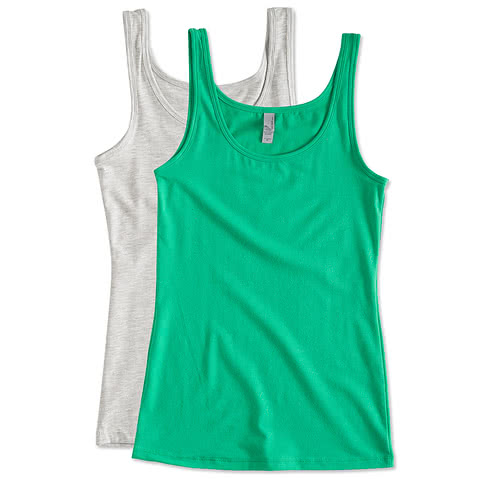 Next Level Juniors Jersey Tank