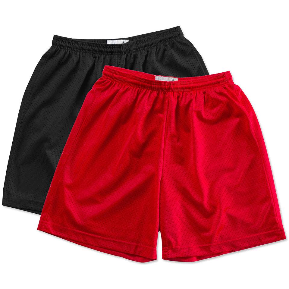 Sport-Tek Mesh Shorts