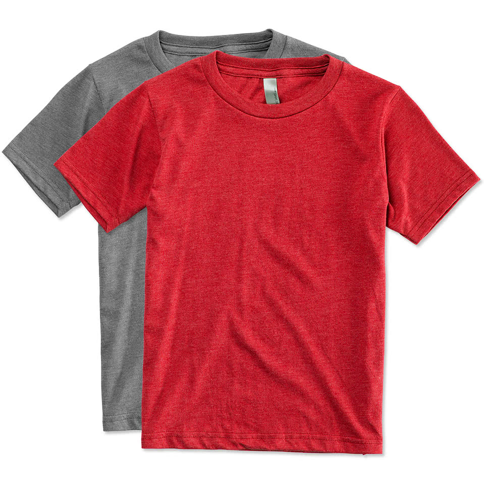 Next Level Youth Tri-Blend T-shirt