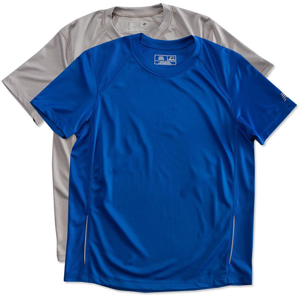 new balance shirts