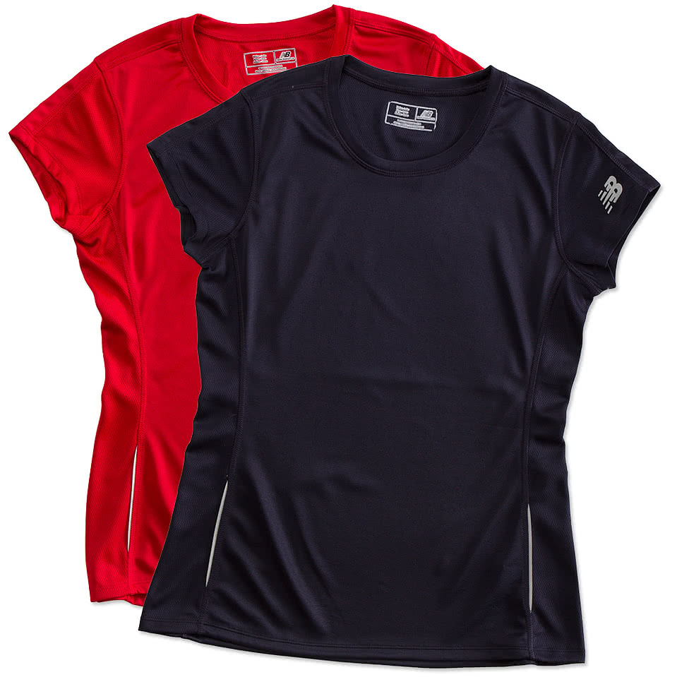 New Balance Ladies Tempo Performance Shirt