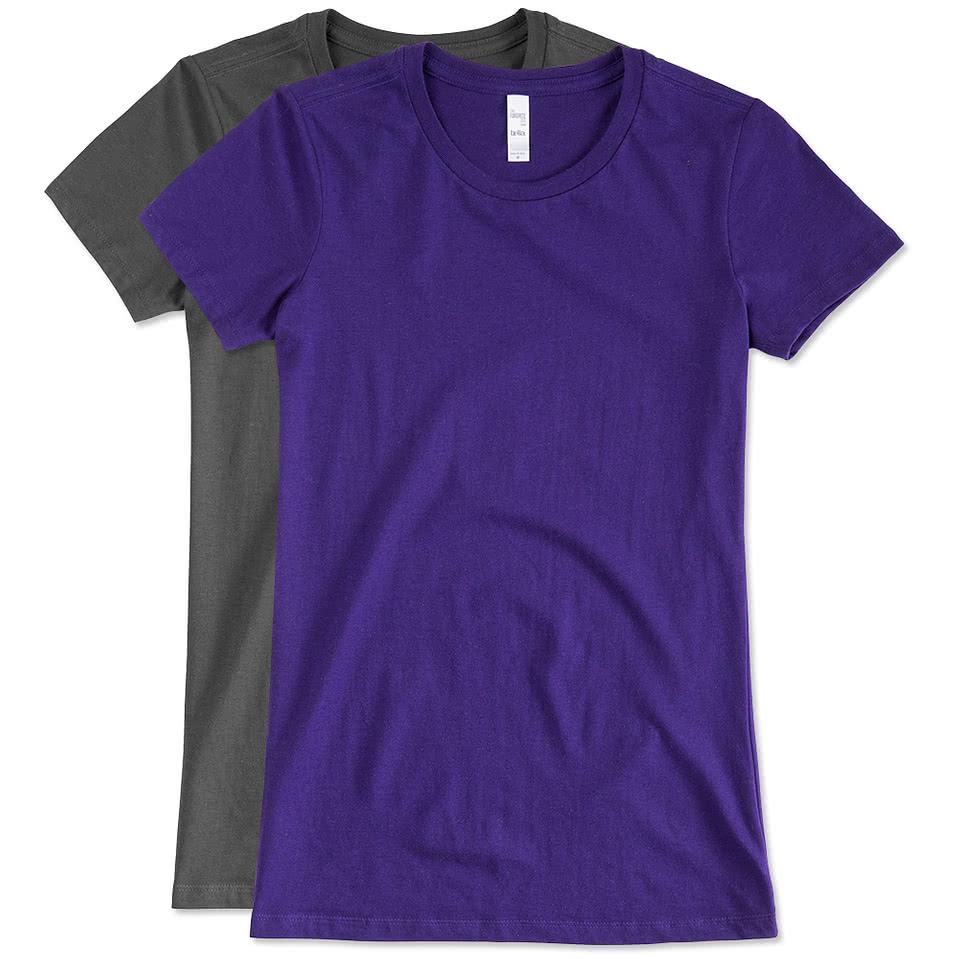 Canada - Bella Juniors Favorite T-shirt