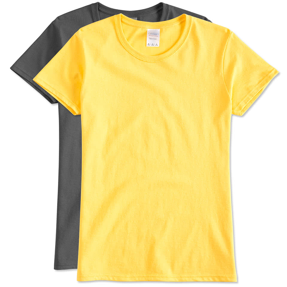 Yellow T Shirts Design Custom Yellow Shirts Online