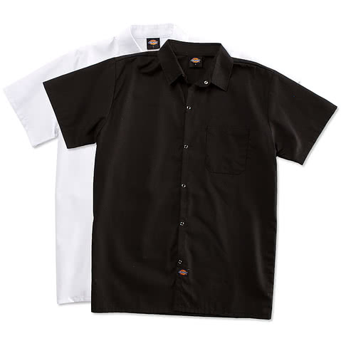 Dickies Stain Resistant Cook Shirt