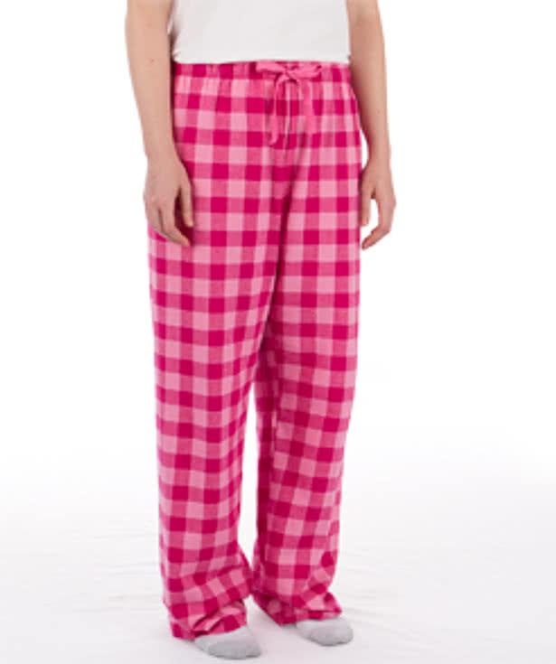 Custom Boxercraft Juniors Flannel Pajama Pants - Design Pajamas ...