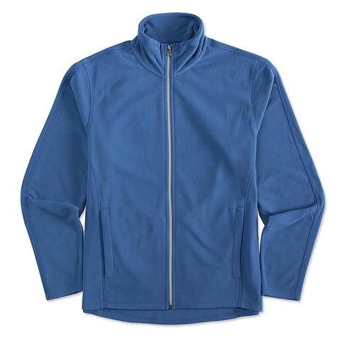 Port Authority Full-Zip Microfleece Jacket