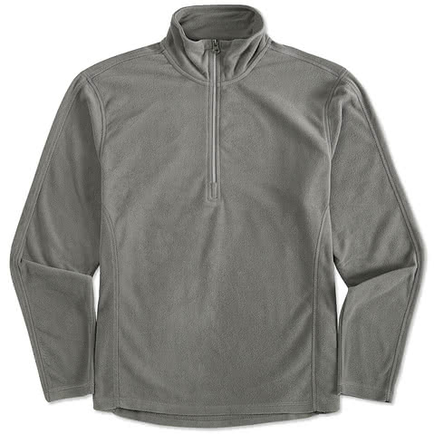 Port Authority 1/4-Zip Microfleece Pullover