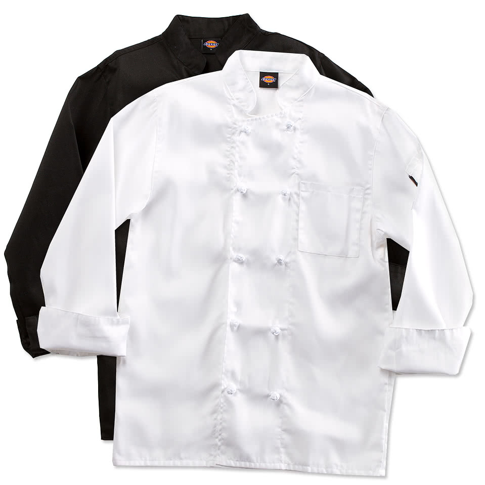 Dickies Classic Stain Resistant Chef Coat