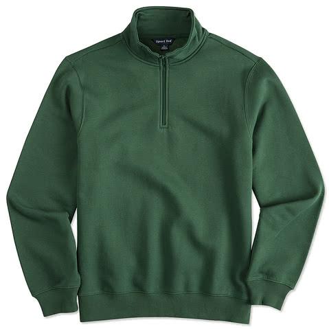 Sport-Tek Premium 1/4 Zip Sweatshirt