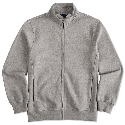 Sport-Tek Premium Full-Zip Sweatshirt