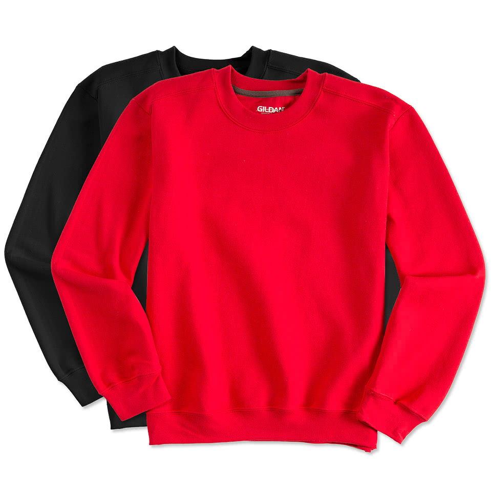 Canada - Gildan Premium Blend Crewneck Sweatshirt