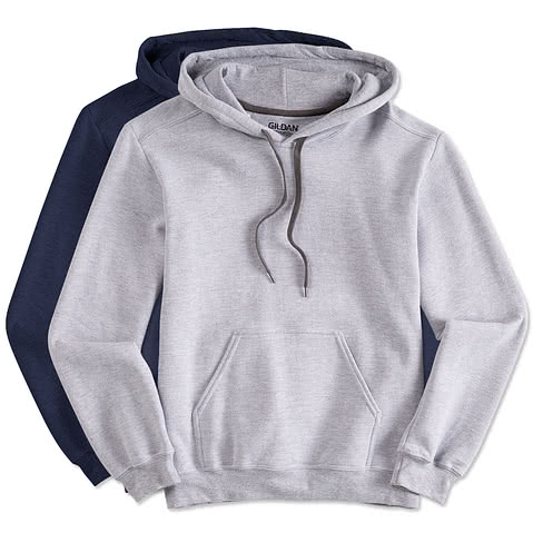 Canada - Gildan Premium Blend Hooded Sweatshirt