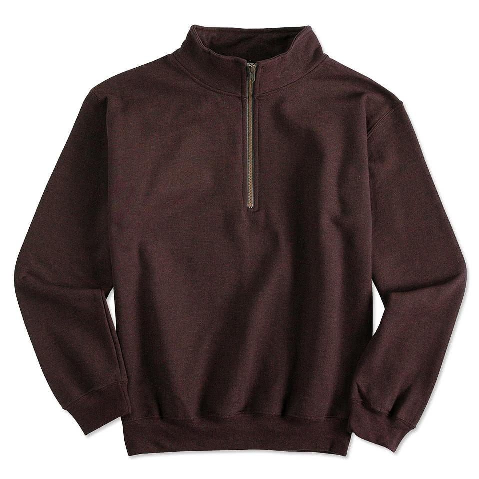 Canada - Gildan Vintage 1/4 Zip Sweatshirt