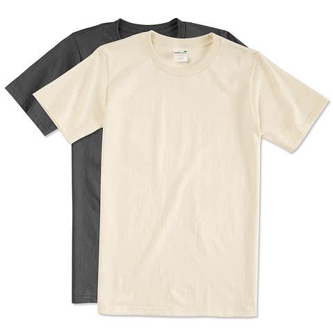 Canada - Anvil Organic T-shirt