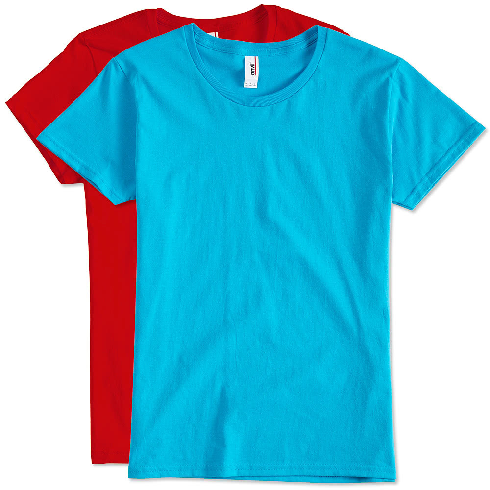 White for Custom t shirts canada no minimum