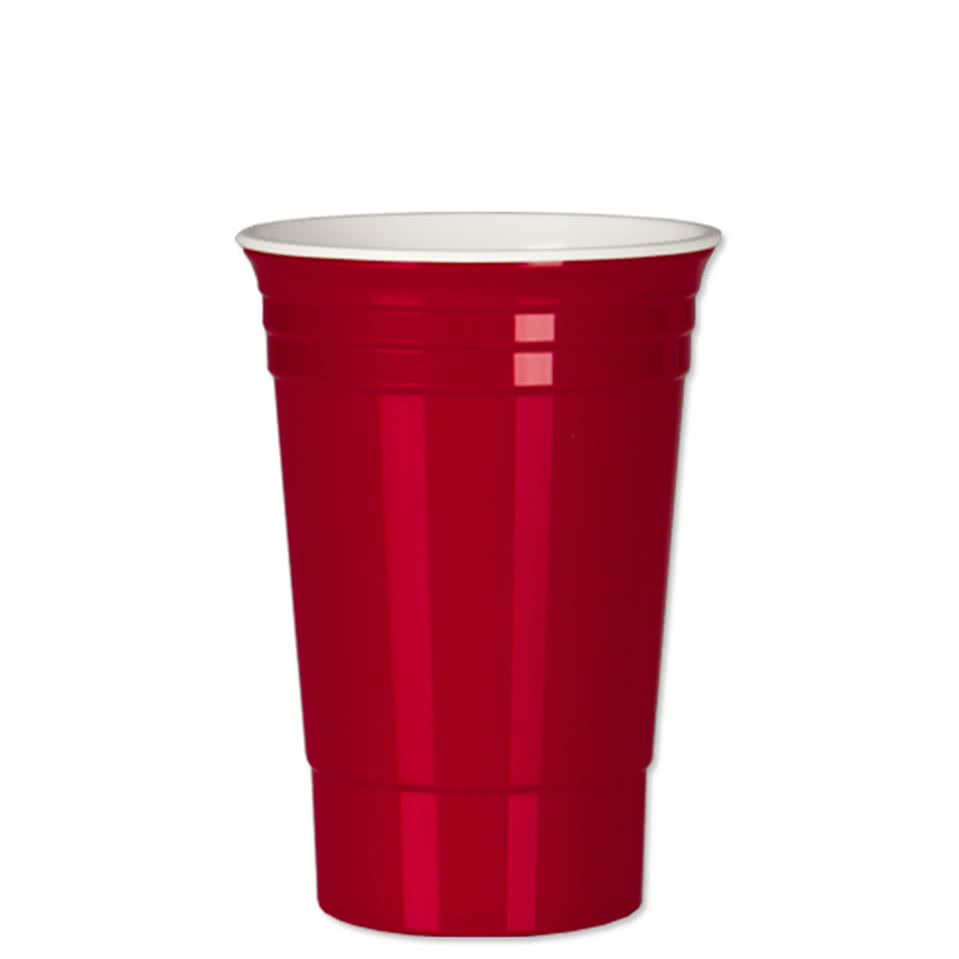 Design Custom Printed 16 Oz Reusable Plastic Party Cups Online At