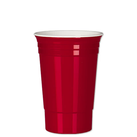 16 oz. Reusable Plastic Party Cup