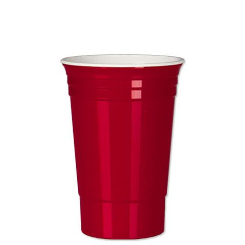 16 oz. Reusable Plastic Party Cup