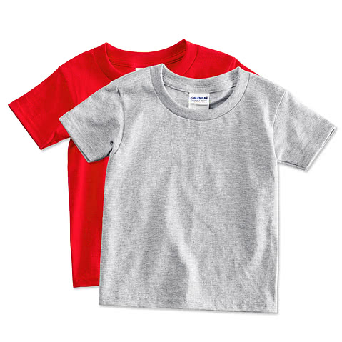 Gildan Toddler 100% Cotton T-shirt