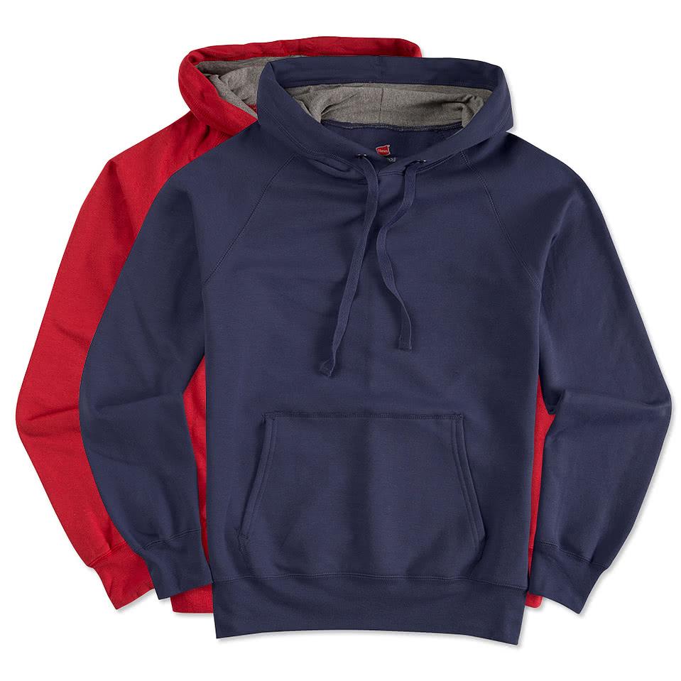 Hanes black hoodie