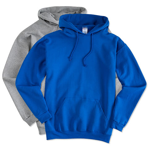 Jerzees Nublend® 50/50 Tall Hooded Sweatshirt