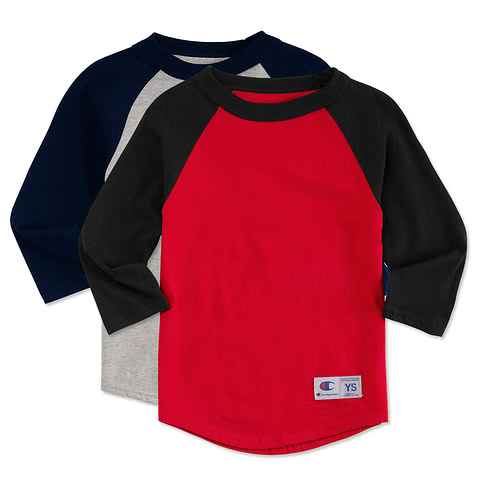 Champion Youth Baseball Raglan