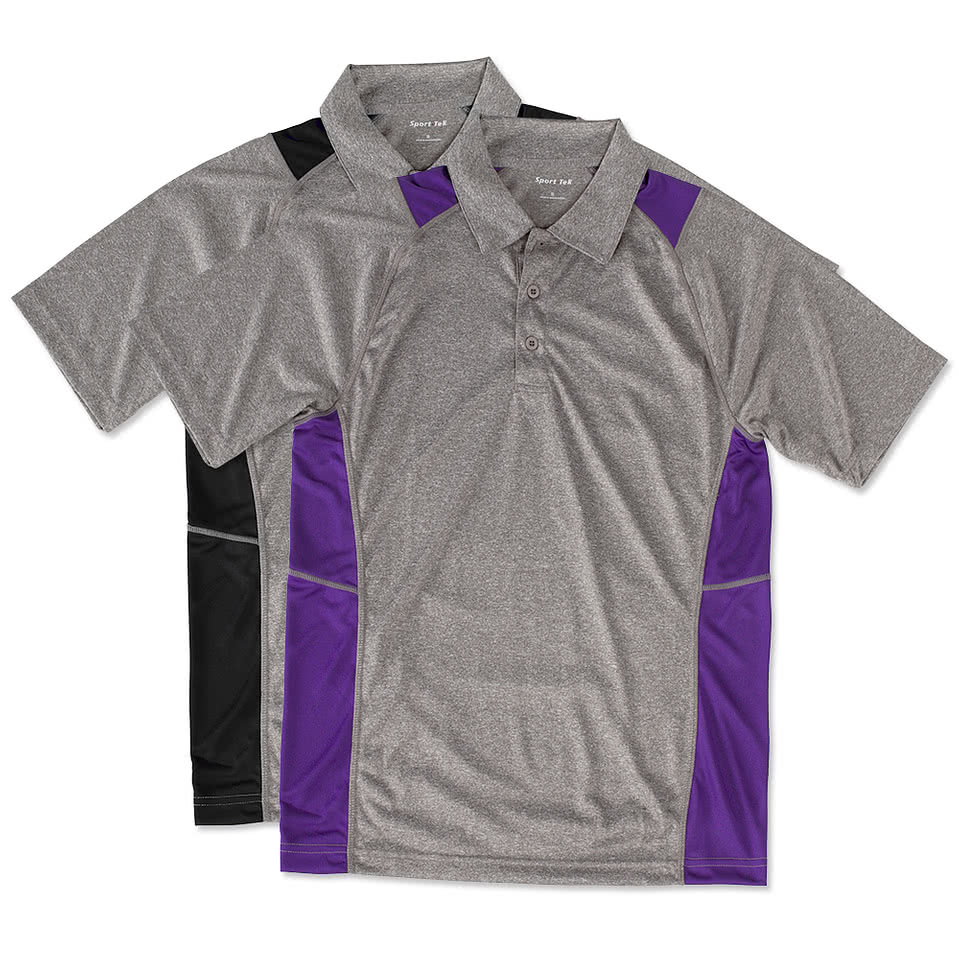 Moisture Wicking Polo Shirts Create Moisture Wicking Polos