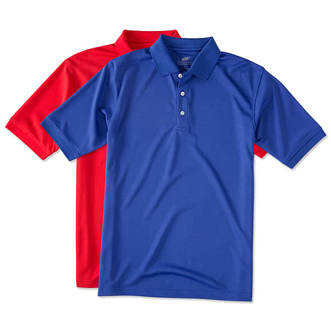 Ultra Club Pique Performance Polo