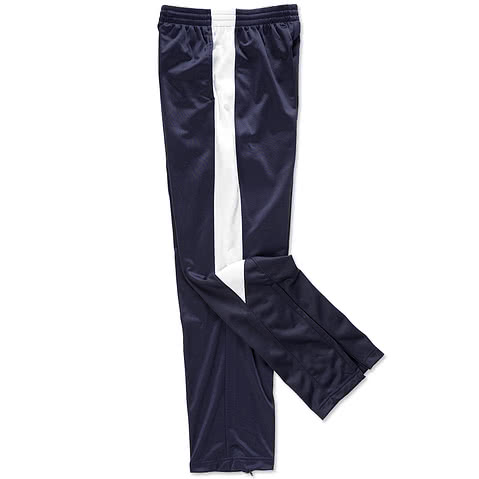Augusta Colorblock Tricot Warm-Up Pant