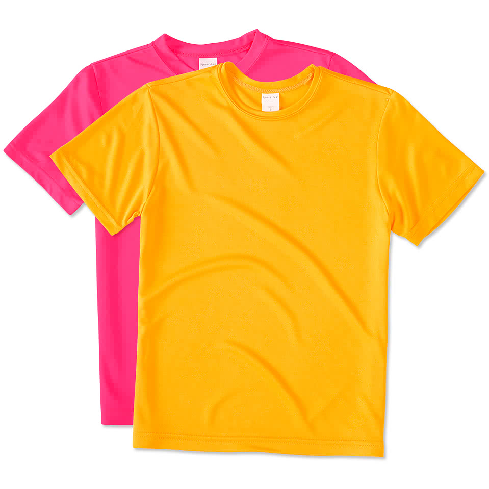 Sport-Tek Youth Competitor Performance Shirt