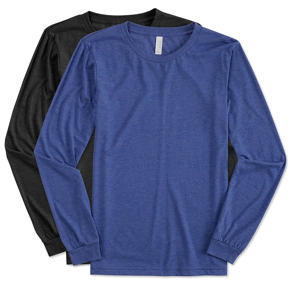 Men's Long Sleeve T-Shirts - Long Sleeve Cotton, Thermal ...