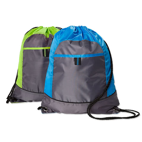 Port Authority Pocket Cinchpack