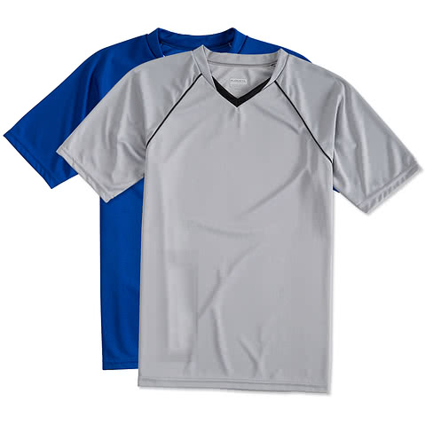 Augusta Striker Performance Soccer Jersey