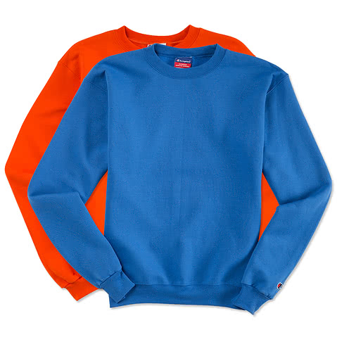 Champion 50/50 Crewneck Sweatshirt