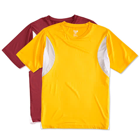 Team 365 Colorblock Performance Jersey