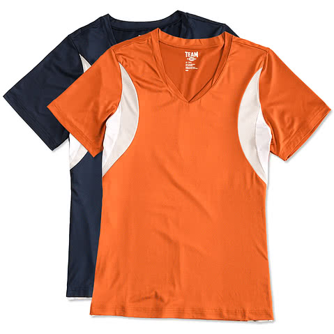 Team 365 Ladies Colorblock Performance Jersey