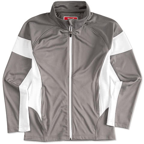 Team 365 Womens Performance Warm-Up Jacket