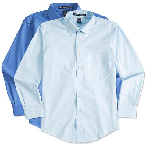 Devon & Jones Solid Dress Shirt