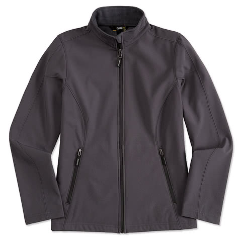 Core 365 Ladies Fleece Lined Soft Shell Jacket
