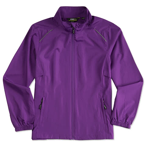 Core 365 Ladies Lightweight Full-Zip Jacket