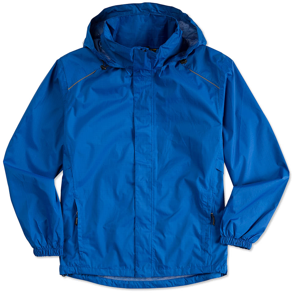 Custom Rain Jackets - Design Your Own at CustomInk.com