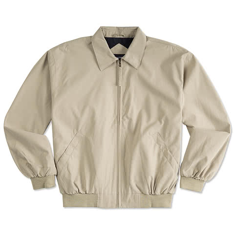 Port Authority Microfiber Jacket
