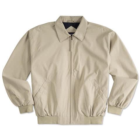 Port Authority Microfiber Jacket