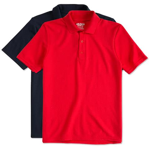 Company polo shirts design your own custom company polo for Custom company polo shirts
