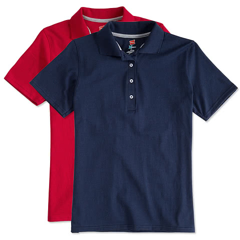Hanes Ladies X-Temp Polo
