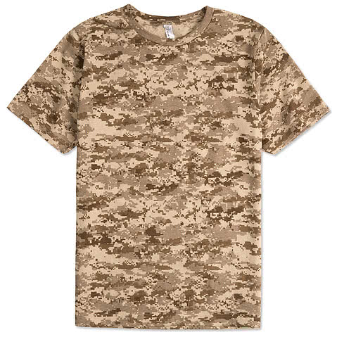 Canada - Code 5 Digital Camo T-shirt